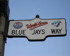 How about those Blue Jays?