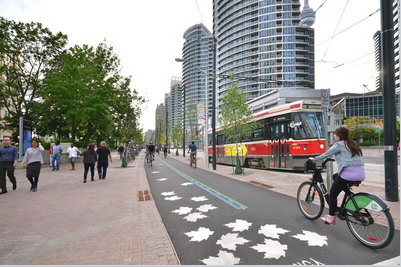 Waterfront Toronto presents feedback on Queens Quay revitalization