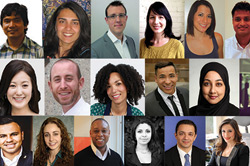 This year's Diverse City city-building fellows named