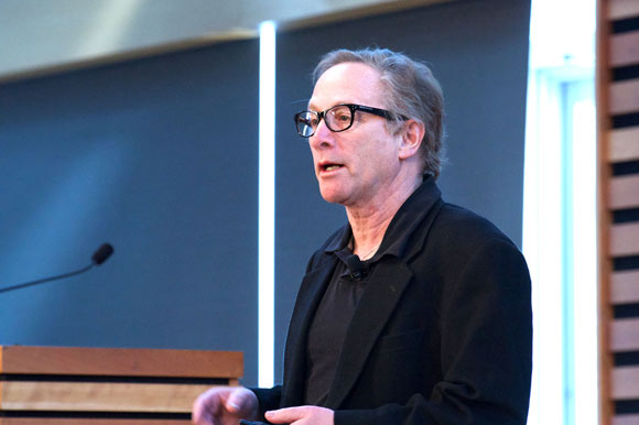 Lloyd Alter says small is the new big at his 2015 ProfTalk lecture.