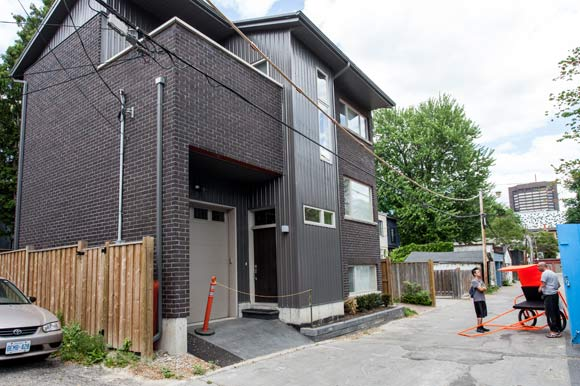 Right Up Your Alley Can Laneway Housing Provide An