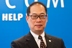 Mentor, Adrian Cheung at BMO.