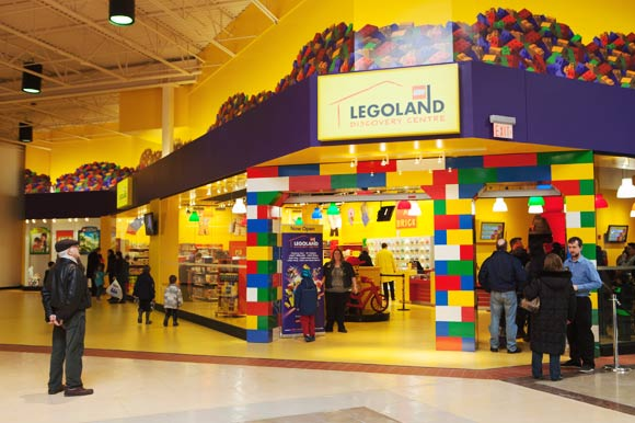 One man's Legoland becomes Toronto's playground