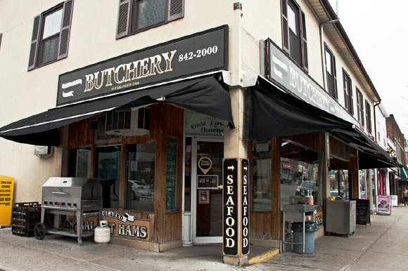 The Just an Olde Fashion Butchery & Seafood
