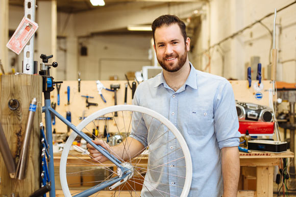 The return to making and the rise of urban manufacturing in Toronto