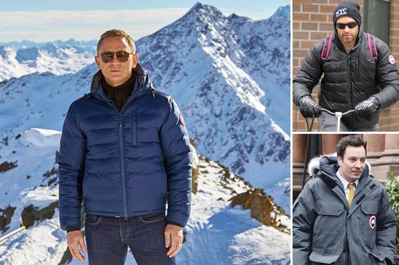 Canada Goose coats online official - In The News