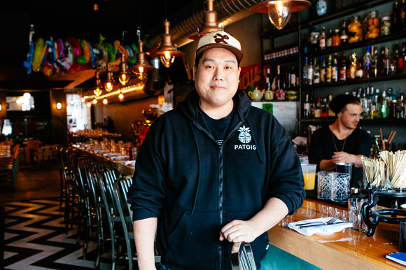 Toronto S Blossoming Fusion Food Scene Puts The World On