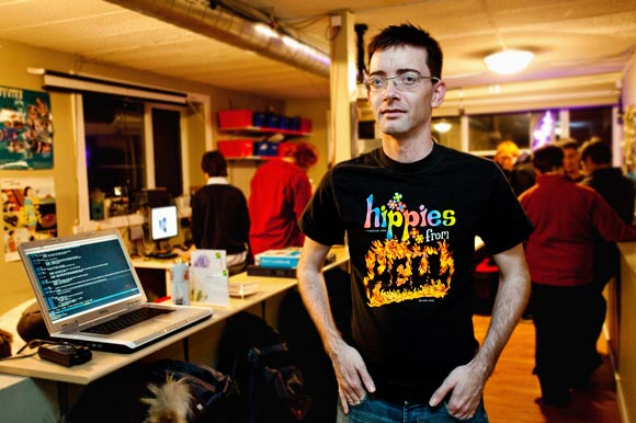 Paul Wouters, Co-Founder of Toronto Hacklab