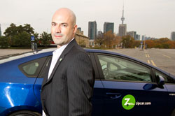 Kevin McLaughlin, founder of Autoshare