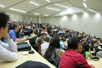 Lecture halls of George Brown College