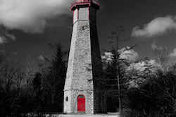 The Gibraltar Point Lighthouse