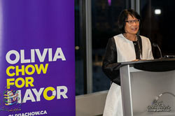 Municipal Election 2014: Olivia Chow's economic development platform