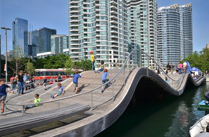 Toronto S Diversity Waterfront Lauded In Pittsburgh News