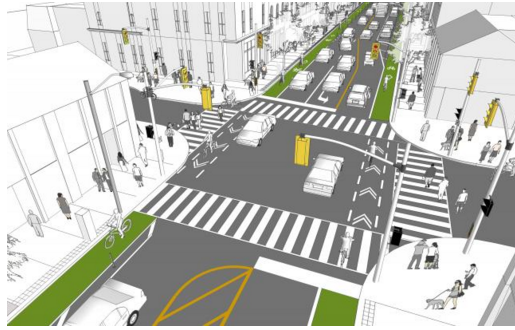 ontario traffic manual book 15 pedestrian crossing facilities