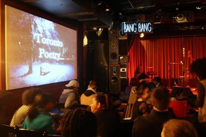 Toronto's spoken word scene signals poetic resurgence with