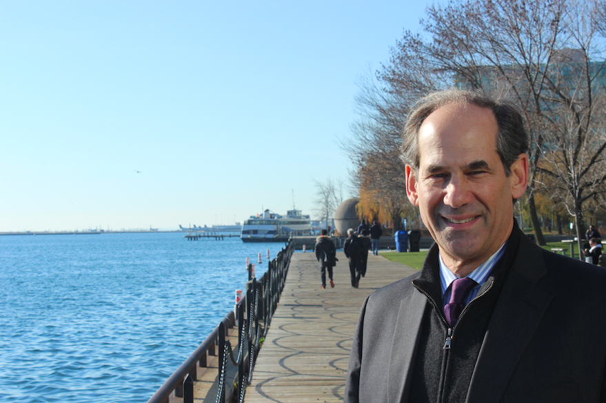 Toronto's city builders: President and CEO of Waterfront Toronto William Fleissig takes a long view