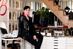 Gail McInnes of Stylist Box.